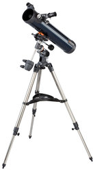 Телескоп рефлектор Celestron Astromaster 76 EQ