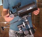 Телескоп Sky Watcher MAK 102 EQ-2